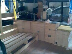 Technical: Progress on my doblo camper conversion - The FIAT Forum