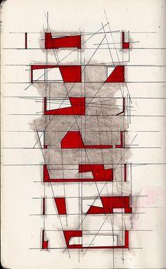 SKETCHBOOK. Red. S)