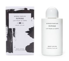 M/Mink Body Lotion by Byredo - simple art as the pattern. For Robyn, could be different colors to code. Skincare Packaging, Beauty Packaging, Cosmetic Packaging, Brand Packaging, Innovative Packaging, Pretty Packaging, Label Design, Package Design, Grafik Design