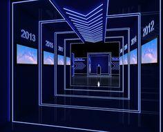 Unilever event on Behance Exhibition Models, Exhibition Booth Design, Exhibition Display, Web Banner Design, Corporate Event Design, Event Planning Business, Entrance Design, Merchandising Displays, Display Design