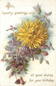 1908 Vintage Card