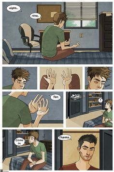 click-thorough for comic strip #Sterek