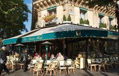 Café les Deux Magots  - Tal como su vecino el Flore, el café des Deux Magots forma parte de la leyenda parisina. Situado directamente sobre la place...
