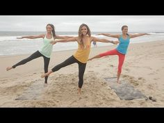 Beach Workout to Tone Your Entire Body | Fitness How To | POPSUGAR Fitness