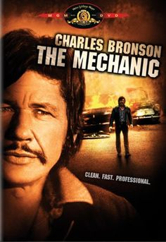 Charles Bronson The Mechanic - the original and the best