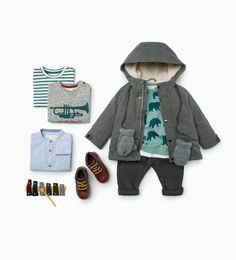 - Shop by Look - Baby boy - Baby | 3 months - 3 years - KIDS | ZARA Croatia