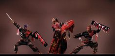 THEATRICAL DANCE