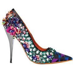 HOUSE OF FABULOUS FASHION: Lanvin runway shoes spring 2009