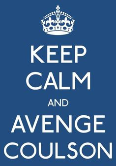 you will be avenged!!!!!!