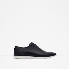 Image 1 of URBAN SHOES WITH CONTRASTING COLORS from Zara Ref.  5204/002