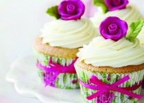 Vanilyalı Cupcake Tarifi