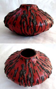 Vase Fatlava Ceramano - Design: Rubin 178 - Hans Welling  | eBay