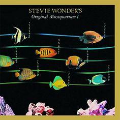 Stevie Wonder - Original Musiquarium I Vinyl 2LP August 25 2017 Pre-order