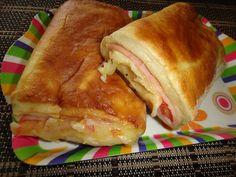 joelho ou enroladinho de presunto e queijo | Brasileira | Receitas Gshow