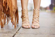 woven sandals @shopdolcevita