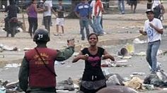 They are supposed to protect us. Venezuela Crisi