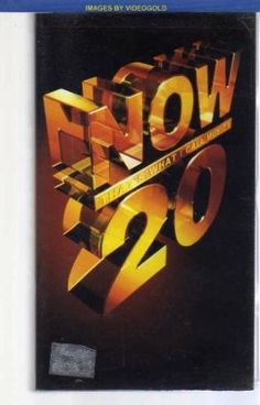 NOW That's What I Call Music 20 - VHS