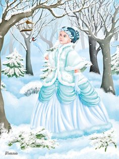 Weather For Kids, Winter Kids, Winter Princess, Ice Princess, Christmas Pictures, Christmas Art, Snow Maiden, Stage Decorations, Autumn Activities