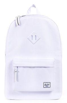Men's Herschel Supply Co. 'Heritage' Backpack - White
