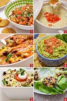6 Simple Snacks