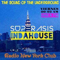 """Check out """"18.-SUPERASIS INDAHOUSE -RADIO NYC-Episode 18@HQ GLOBAL DANCE/6th January 2017"""" by SUPERASIS on Mixcloud"""