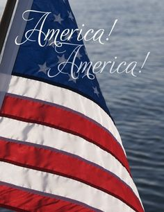 I love America, the greatest country on earth!!!
