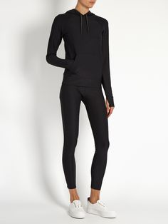 High-rise performance leggings | Outdoor Voices X A.P.C | MATCHESFASHION.COM