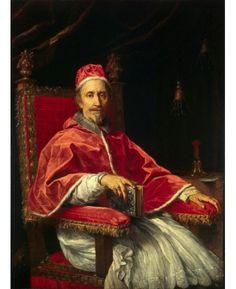Don Pino Esposito - Clemente IX (dipinto di Carlo Maratta)
