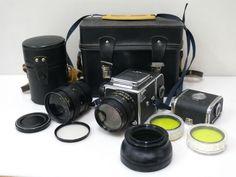 Kiev 88 Mittelformatkamera Set zwei mal Obj.   eBay