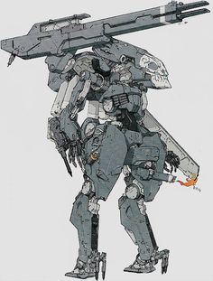steamedtofu:  Metal Gear Solid V: The Phantom Pain Official Guide: Sahelanthropus.
