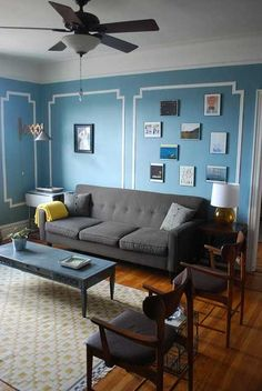 AJ, Alex, Ira (the pug) and Dudley (the cat) Location: Astoria — Queens, New York Size: 580 square feet Years lived in: 9 months — rented We got our first peek at Alex and AJ's apartment when we pointed out their bedroom before and after. Now, the couple are sharing their entire apartment with...