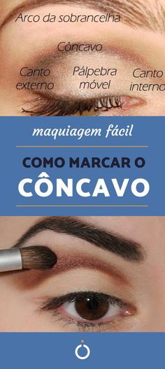 How to mark the concave – 7 steps – Make Up for Beginners & Make Up Tutorial Beauty Make-up, Beauty Hacks, Hair Beauty, Redken Shades Eq, Nyx Cosmetics, Lipstick Colors, Lip Colors, Makeup Tricks, Light Makeup Looks