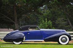 Vintage Cars Classic Graber Duesenberg J Convertible Coupe Retro Cars, Vintage Cars, Antique Cars, Vintage Auto, Jaguar, Austin Martin, Duesenberg Car, Convertible, Maserati