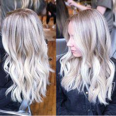 Beachy blonde  ~ @habitsalon