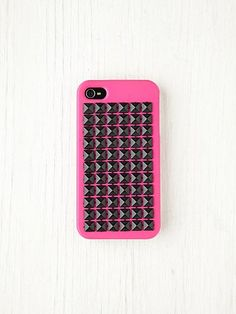 Studded Iphone Case so cute