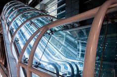 Futuristic Escalator | Flickr - Photo Sharing!