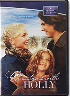 Christmas With Holly DVD Movie Hallmark Hall of Fame Sean Faris 2012 for sale online Hallmark Holiday Movies, Hallmark Weihnachtsfilme, Family Christmas Movies, Hallmark Channel, Family Movies, Abc Family, The Grinch, 2012 Movie, Movie Tv