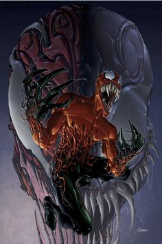Toxin by Clayton Crain