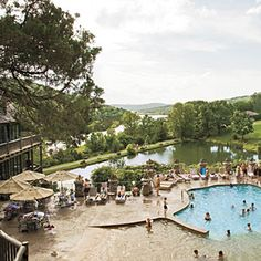 The Souths Greatest Lakes | Missouris Table Rock Lake at Big Cedar Lodge | SouthernLiving.com