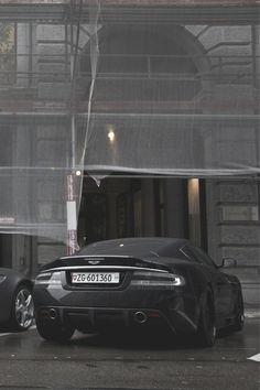 Aston Martin :)