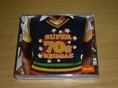 SUPER 70's REGGAE - 3 x CD SET - Bob Marley,Maytals ,Pioneers etc