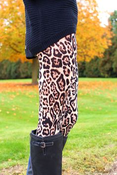 Safari Spots Leggings $17.00 #FallFashion #UOI