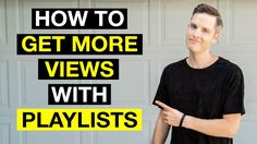 How to Use Playlists to Get More Views on YouTube  5 Tips 5 tips on how to use playlists to get more views on YouTube!  Download my FREE YouTube Checklists here: http://ift.tt/2geq1xv PLAYLIST  YouTube Strategy Video Series https://www.youtube.com/playlist?list=PLgc0GNip2uYXqagZRuApDMYjAxsQjasJ_ Watch the FREE Masterclass on how grow your audience and income fast with YouTube at: http://ift.tt/2vgnlpy FACEBOOK PAGE  I do weekly Facebook Live Streams on this page. http://ift.tt/2cVknh4…