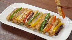 두부요리중 단연최고, 진짜맛나 :: 두부잡채 :: 초간단 양념소스 :: 두부조림 :: Stir-fried Tofu and Vegetable :: Vegan Recipe - YouTube Asian Recipes, Ethnic Recipes, Korean Food, Asparagus, Sushi, Side Dishes, Appetizers, Meals, Snacks