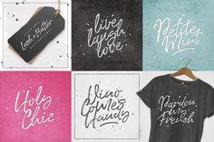 Hearthshore Brush Script Font + Logos! | Pixelify | Best Free Fonts, Mockups, Templates and Vectors.