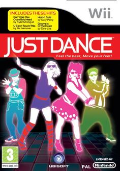 Just Dance (Wii) -- There's loads in this series, and I'd be happy with any. pick the ones that have the best tracks!