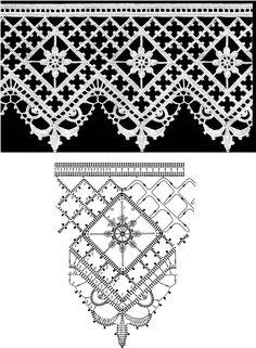 najlepsze obrazy na tablicy firanki zazdroski 35 w 2019 crochet doilies crochet patterns i