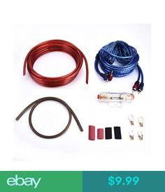 focal car audio amplifier installation kits consumer electronics rh pinterest com Polk Audio Car Subwoofer Wiring Kits Subwoofer Wiring Kit Qauge O