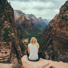 Travel Journey to the edge of the world Wanderlust | Journey to finding yourself and make peace