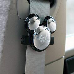 Mickey Mouse Car Seatbelt Decoration